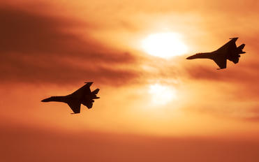 - - Ukraine - Air Force Sukhoi Su-27