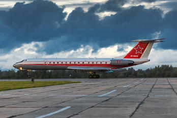 RF-66036 - Russia - Air Force Tupolev Tu-134Sh