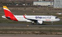 EC-NFZ - Iberia Airbus A320 NEO aircraft