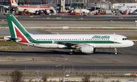 I-BIKI - Alitalia Airbus A320 aircraft