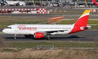 EC-JFH - Iberia Express Airbus A320 aircraft