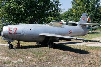 52 - Romania - Air Force Yakovlev Yak-23
