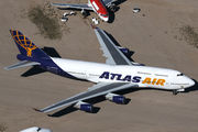 N322SG - Atlas Air Boeing 747-400 aircraft