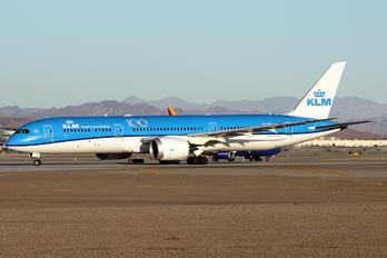PH-BHL - KLM Boeing 787-9 Dreamliner