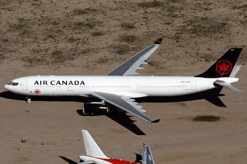 C-GKUH - Air Canada Airbus A330-300