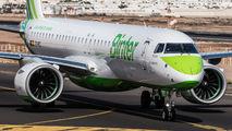 EC-NEZ - Binter Canarias Embraer ERJ-195-E2 aircraft