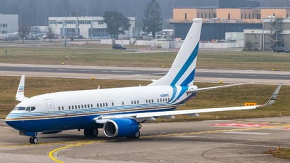 N108MS - Las Vegas Sands Boeing 737-700 BBJ