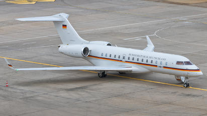 14+05 - Germany - Air Force Bombardier BD-700 Global 5000