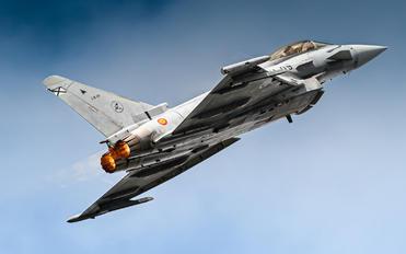 C.16-29 - Spain - Air Force Eurofighter Typhoon S