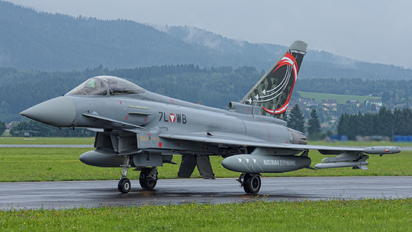 7L-WB - Austria - Air Force Eurofighter Typhoon S