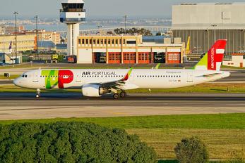 CS-TJN - TAP Portugal Airbus A321 NEO