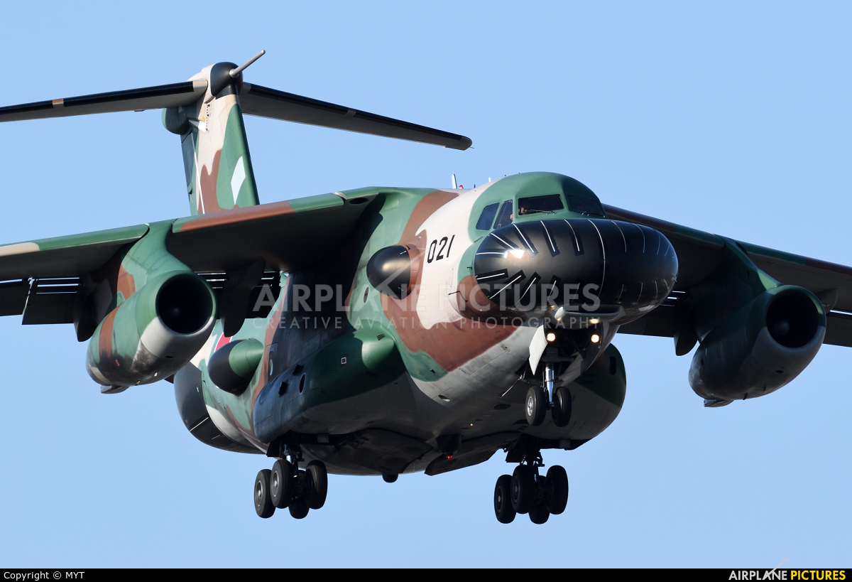 Japan - Air Self Defence Force 78-1021 aircraft at Iruma AB