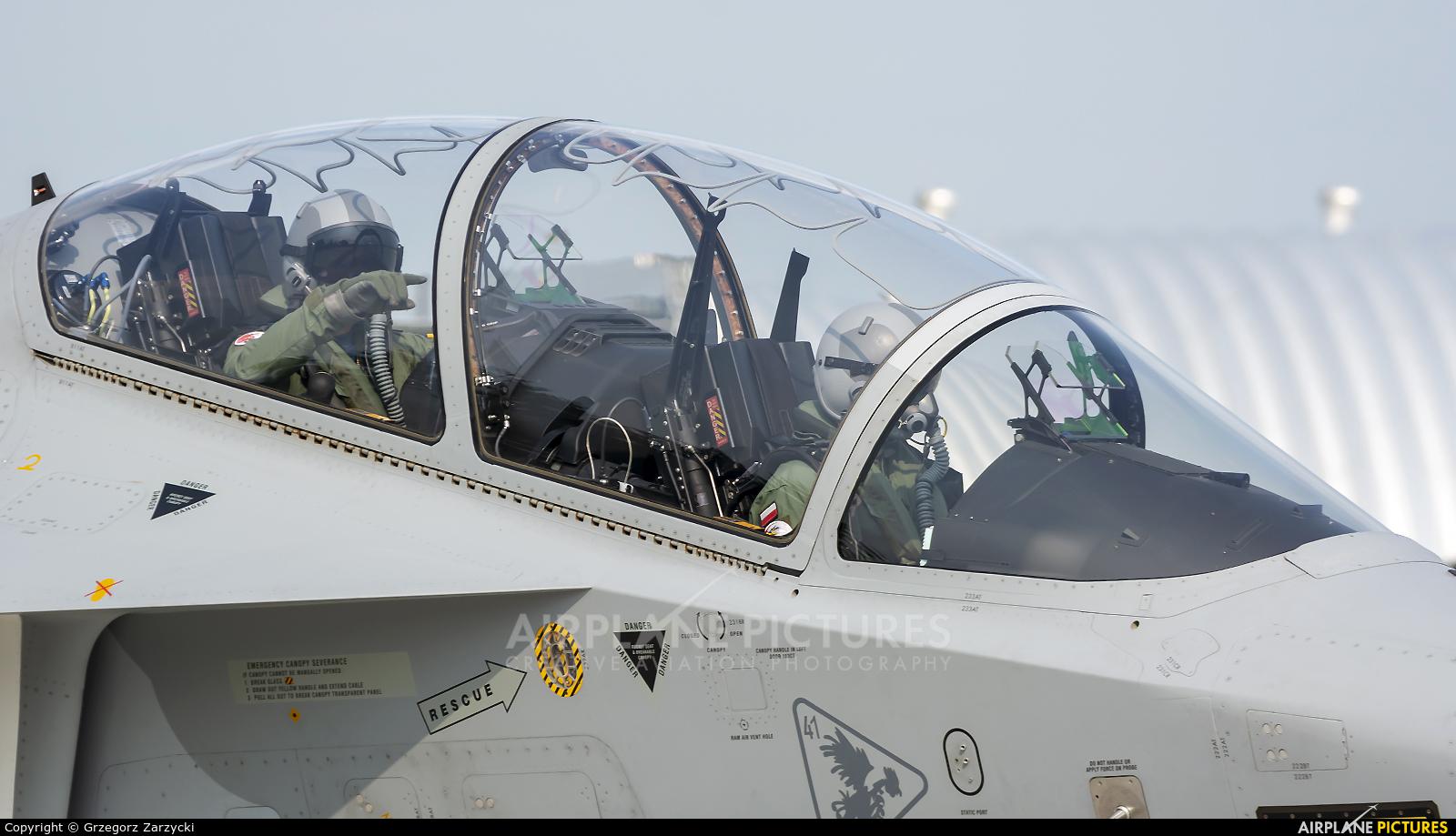 Poland - Air Force 7706 aircraft at Dęblin