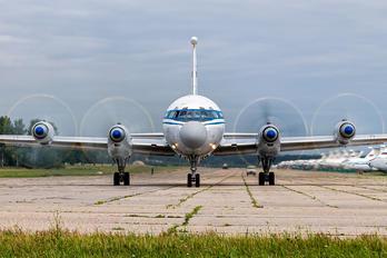 RF-75899 - Russia - Air Force Ilyushin Il-22