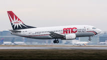 SU-GBL - AMC Airlines Boeing 737-500 aircraft