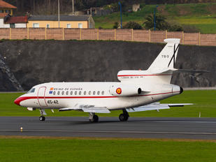 T.18-3 - Spain - Air Force Dassault Falcon 900 series