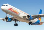 First A321 in Jet2's fleet title=
