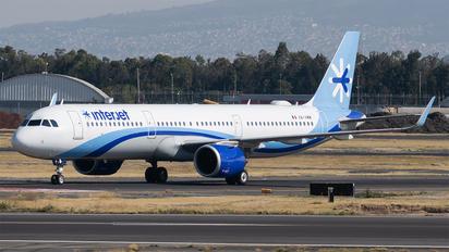 XA-VMM - Interjet Airbus A321 NEO
