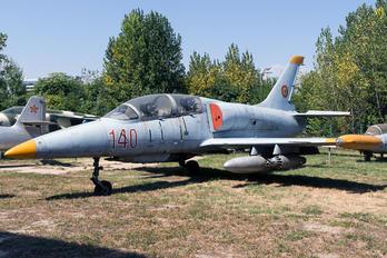 140 - Romania - Air Force Aero L-39ZA Albatros