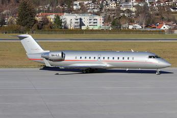 9H-ILZ - Vistajet Bombardier CRJ-200LR