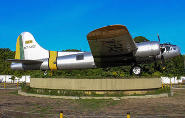 FAB5402 - Brazil - Air Force Boeing B-17G Flying Fortress