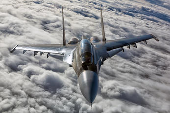 RF-34009 - Russia - Navy Sukhoi Su-30MKM