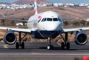 G-MEDK - British Airways Airbus A320 aircraft
