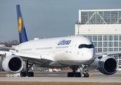D-AIXH - Lufthansa Airbus A350-900 aircraft