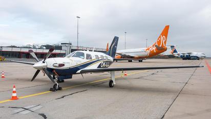 OK-LLL - Private Piper PA-46 Malibu Meridian / Jetprop DLX