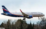 VQ-BSI - Aeroflot Airbus A320 aircraft