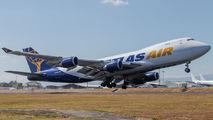 N476MC - Atlas Air Boeing 747-400F, ERF aircraft
