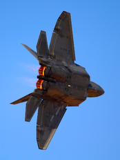 09-4189 - USA - Air Force Lockheed Martin F-22A Raptor
