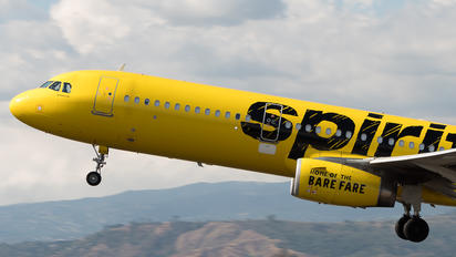 N676NK - Spirit Airlines Airbus A321