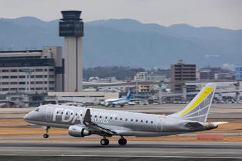 JA10FJ - Fuji Dream Airlines Embraer ERJ-175 (170-200)