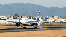 JA713A - ANA - All Nippon Airways Boeing 777-200ER aircraft