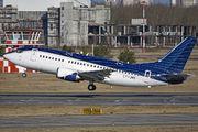 KlasJet Boeing 737-500 visited St. Petersburg title=
