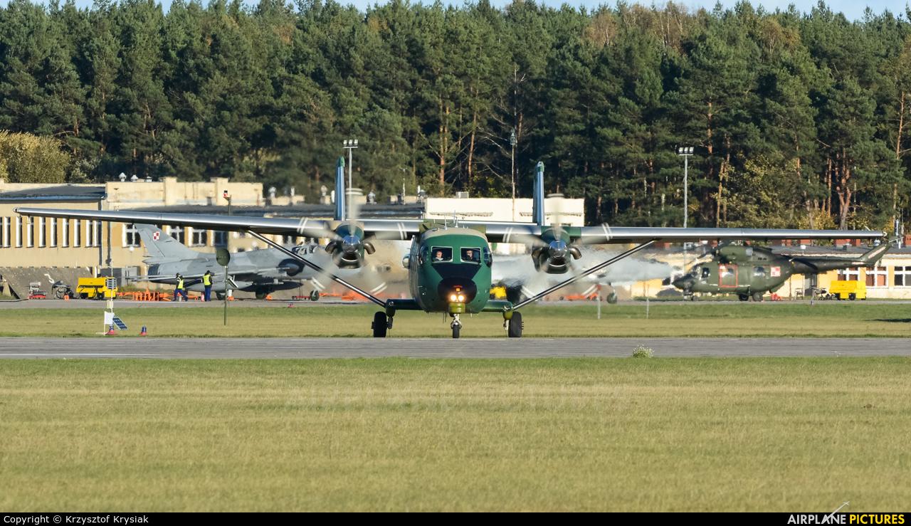 Poland - Air Force 0214 aircraft at Świdwin