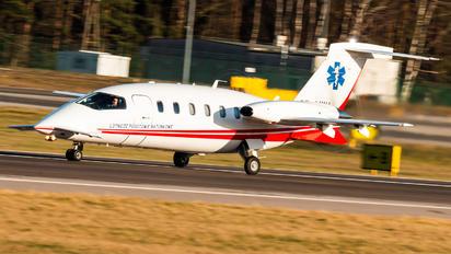 SP-MXH - Polish Medical Air Rescue - Lotnicze Pogotowie Ratunkowe Piaggio P.180 Avanti I & II
