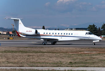 M-JCCA - Private Embraer EMB-135BJ Legacy 600