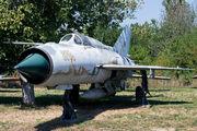 8006 - Romania - Air Force Mikoyan-Gurevich MiG-21PFM aircraft