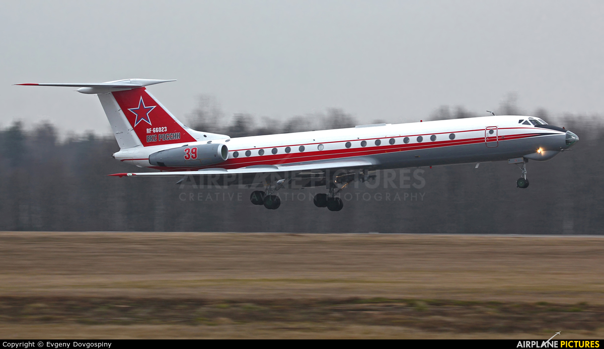 Russia - Aerospace Forces RF-66023 aircraft at Minsk Intl