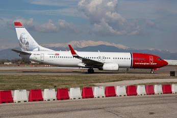 SE-RRF - Norwegian Air Sweden Boeing 737-800