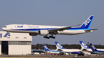 JA796A - ANA - All Nippon Airways Boeing 777-300ER