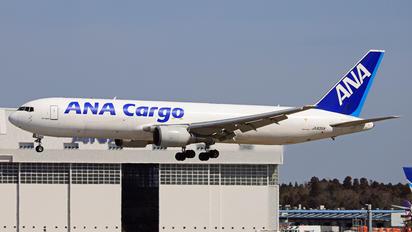 JA8358 - ANA - All Nippon Airways Boeing 767-300F