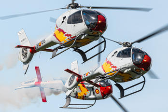 HE.25-7 - Spain - Air Force: Patrulla ASPA Eurocopter EC120B Colibri