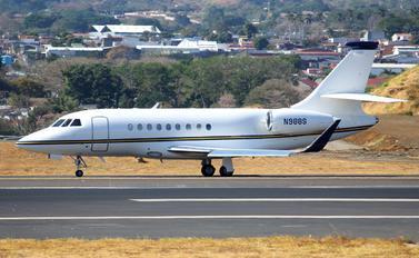 N988S - Private Dassault Falcon 2000