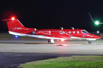 LV-WOC - Private Learjet 25