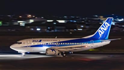 JA306K - ANA - All Nippon Airways Boeing 737-500