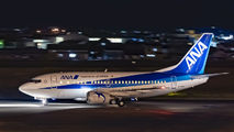 JA306K - ANA - All Nippon Airways Boeing 737-500 aircraft