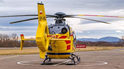 SP-HXZ - Polish Medical Air Rescue - Lotnicze Pogotowie Ratunkowe Eurocopter EC135 (all models)